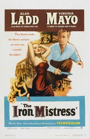 The Iron Mistress - Movie Poster (thumbnail)