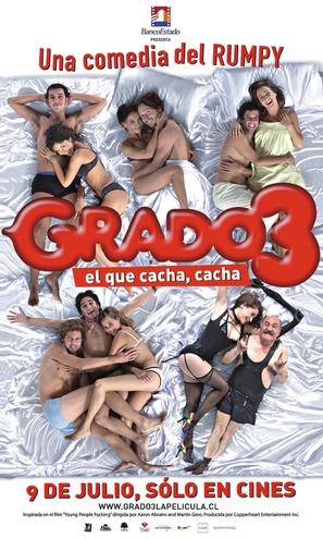 Grado 3 - Chilean Movie Poster (thumbnail)