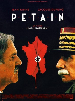 Pétain - French Movie Poster (thumbnail)