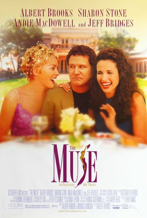 The Muse - Movie Poster (thumbnail)
