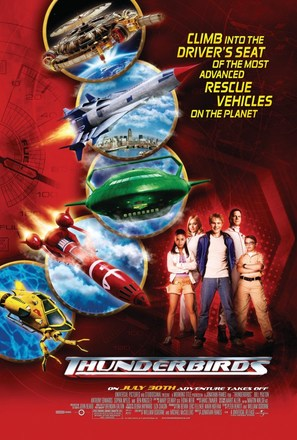 Thunderbirds - Movie Poster (thumbnail)