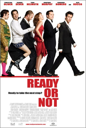 Ready or Not - Movie Poster (thumbnail)
