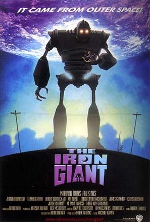 The Iron Giant - Movie Poster (thumbnail)