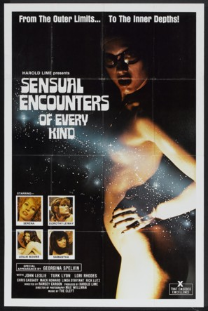 Sensual Encounters of Every Kind - Movie Poster (thumbnail)