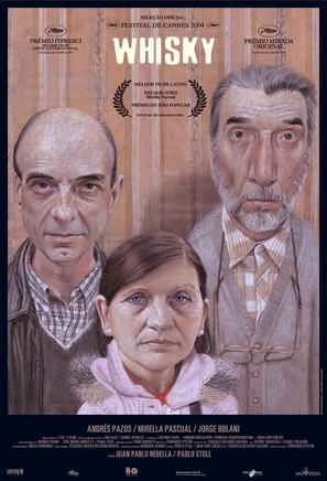 Whisky - Brazilian Movie Poster (thumbnail)
