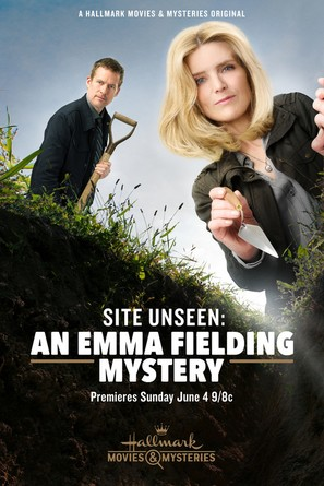 Site Unseen: An Emma Fielding Mystery - Movie Poster (thumbnail)