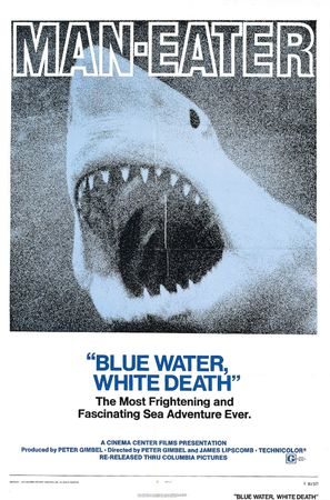 Blue Water, White Death - Movie Poster (thumbnail)