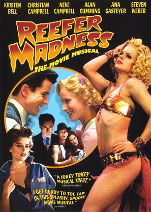 Reefer Madness: The Movie Musical - Movie Poster (thumbnail)