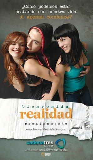 """""""Bienvenida Realidad"""" - Mexican Movie Poster (thumbnail)"""