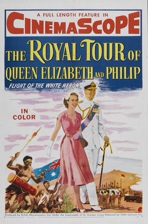 Flight of the White Heron - Movie Poster (thumbnail)