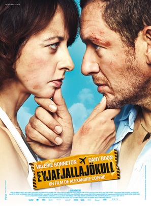 Eyjafjallajökull - French Movie Poster (thumbnail)