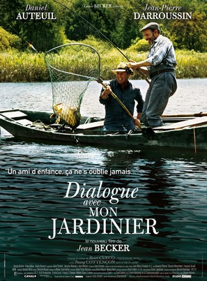 Dialogue avec mon jardinier - French Movie Poster (thumbnail)