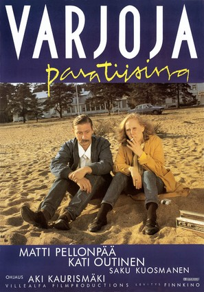 Varjoja paratiisissa - Finnish Movie Poster (thumbnail)