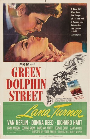 Green Dolphin Street - Movie Poster (thumbnail)