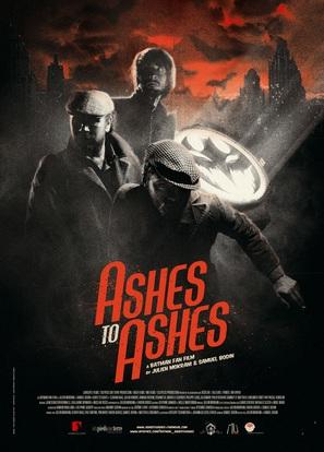 Batman: Ashes to Ashes - Movie Poster (thumbnail)