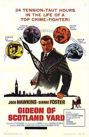 Gideon's Day - Movie Poster (thumbnail)