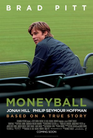 Moneyball - Movie Poster (thumbnail)
