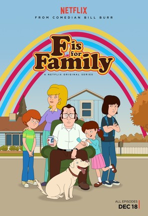 """F is for Family"""
