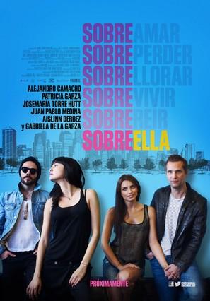 Sobre ella - Mexican Movie Poster (thumbnail)