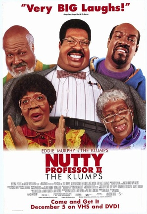 Nutty Professor 2
