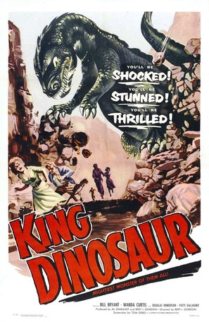 King Dinosaur - Movie Poster (thumbnail)