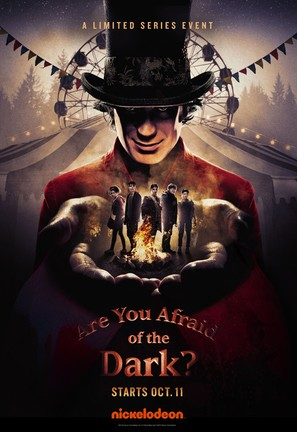 """""""Are You Afraid of the Dark?"""" - Movie Poster (thumbnail)"""