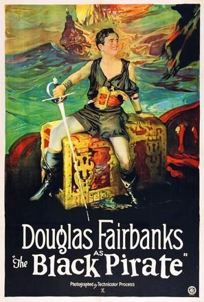 The Black Pirate - Movie Poster (thumbnail)