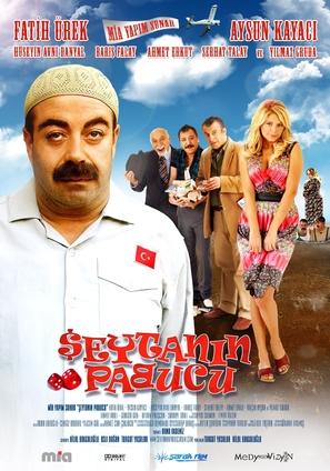 Seytanin pabucu - Turkish Movie Poster (thumbnail)