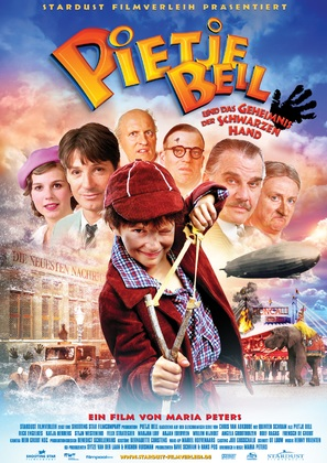 Pietje Bell - German Movie Poster (thumbnail)