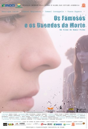Os Famosos e os Duendes da Morte - Brazilian Movie Poster (thumbnail)