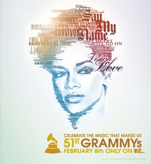 The 51st Annual Grammy Awards - Movie Poster (thumbnail)