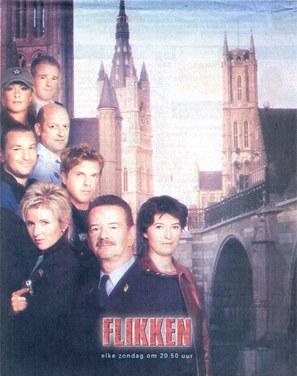 """""""Flikken"""" - Belgian Movie Poster (thumbnail)"""