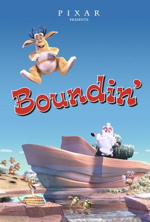 Boundin' - Movie Poster (thumbnail)