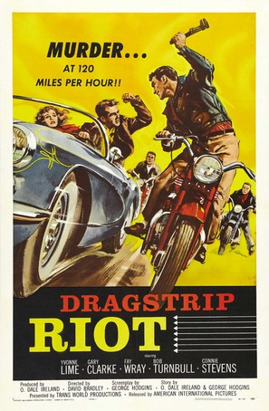 Dragstrip Riot - Movie Poster (thumbnail)