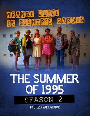 """Orange Juice in Bishop's Garden"" - Movie Cover (thumbnail)"