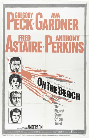 On the Beach - Movie Poster (thumbnail)