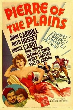 Pierre of the Plains - Movie Poster (thumbnail)