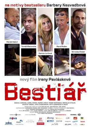 Bestiar - Czech Movie Poster (thumbnail)