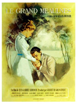 Le grand Meaulnes - French Movie Poster (thumbnail)