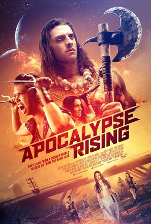 Apocalypse Rising - Movie Poster (thumbnail)