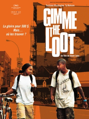 Gimme the Loot - French Movie Poster (thumbnail)
