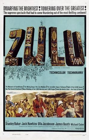 Zulu - Movie Poster (thumbnail)