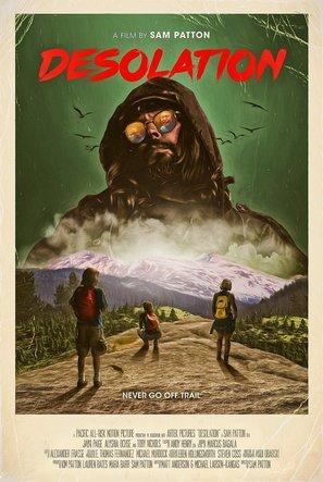 Desolation - Movie Poster (thumbnail)