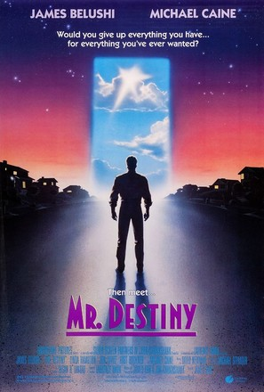 Mr. Destiny - Movie Poster (thumbnail)