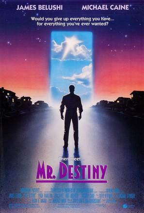 Mr. Destiny - Movie Poster (thumbnail)