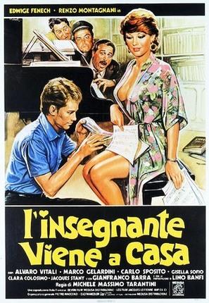 L'insegnante viene a casa - Italian Theatrical poster (thumbnail)