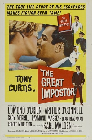 The Great Impostor - Movie Poster (thumbnail)