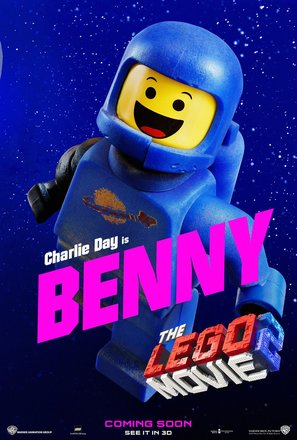 The Lego Movie 2: The Second Part - British Movie Poster (thumbnail)