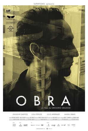 Obra - Brazilian Movie Poster (thumbnail)