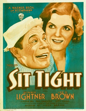 Sit Tight - Movie Poster (thumbnail)